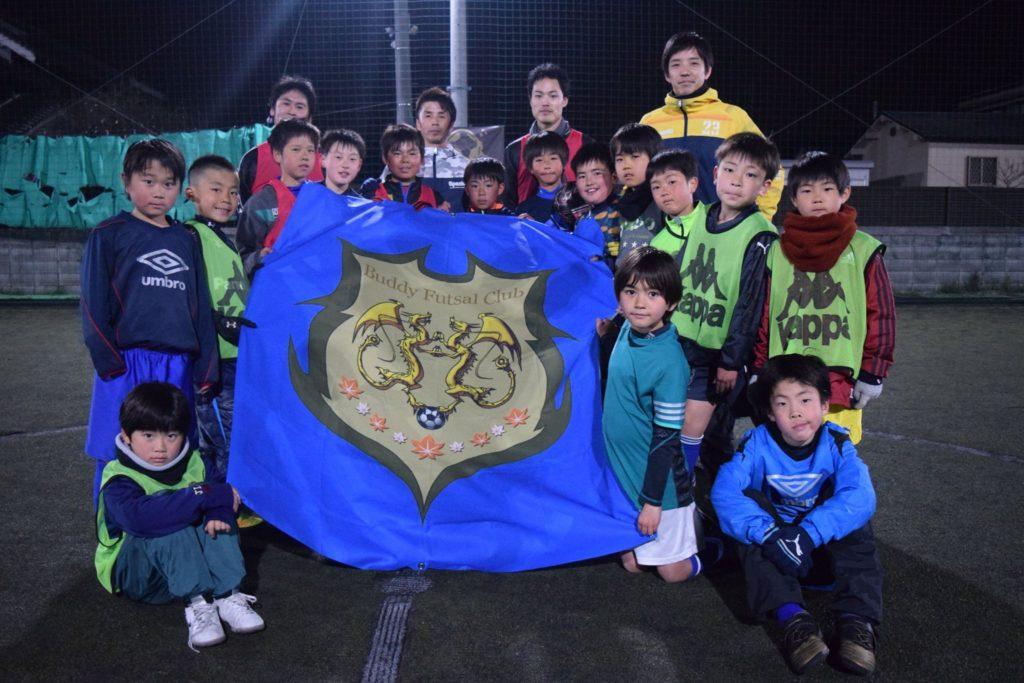 29133091 1641030302643236 1123924986390642688 o 1024x683 - 奈良県生駒でフットサルをやるならBuddy Futsal Clubへ