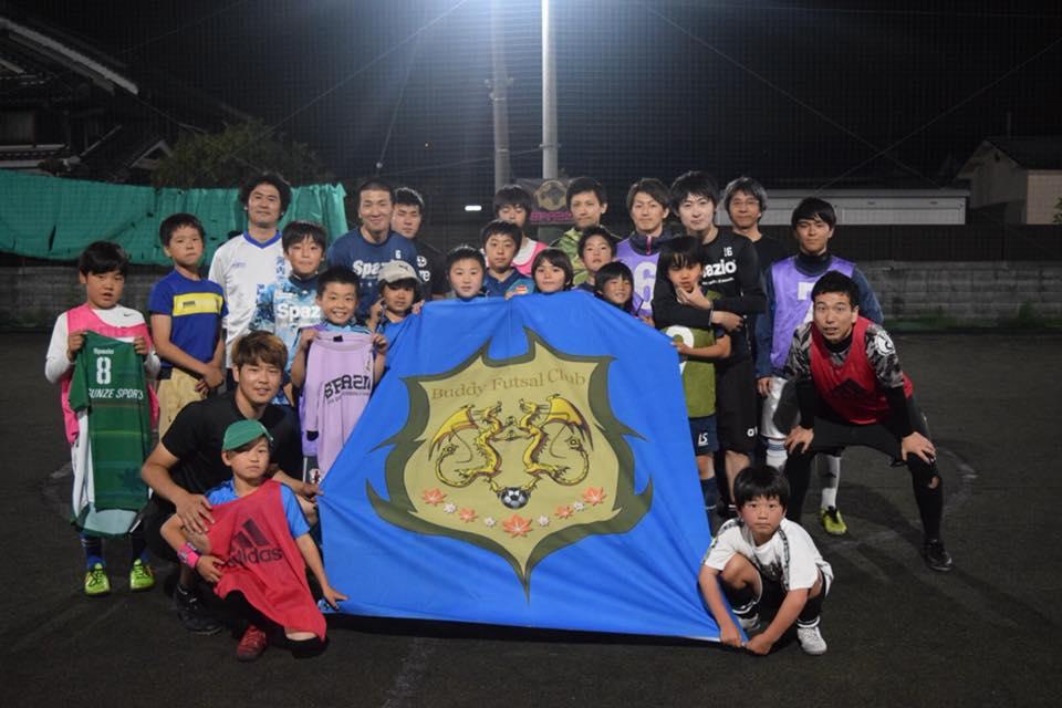30743860 1679715388774727 937908625655988224 n - 奈良県生駒でフットサルをやるならBuddy Futsal Clubへ