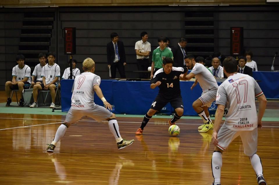 ハルトコーチとハマコーチがフットサル神戸フェスタに参加しています!
