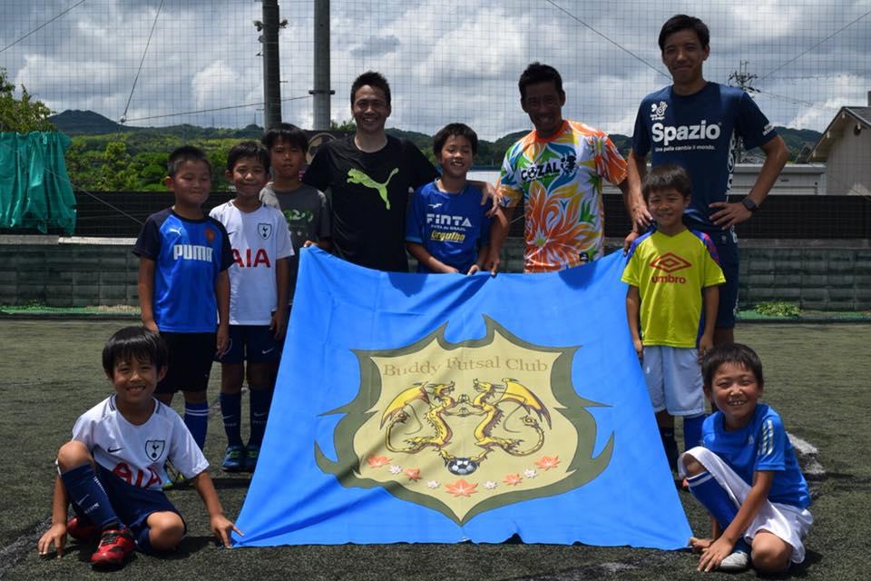 36764768 1769685143111084 5328815526724501504 n - 奈良県生駒でフットサルをやるならBuddy Futsal Clubへ