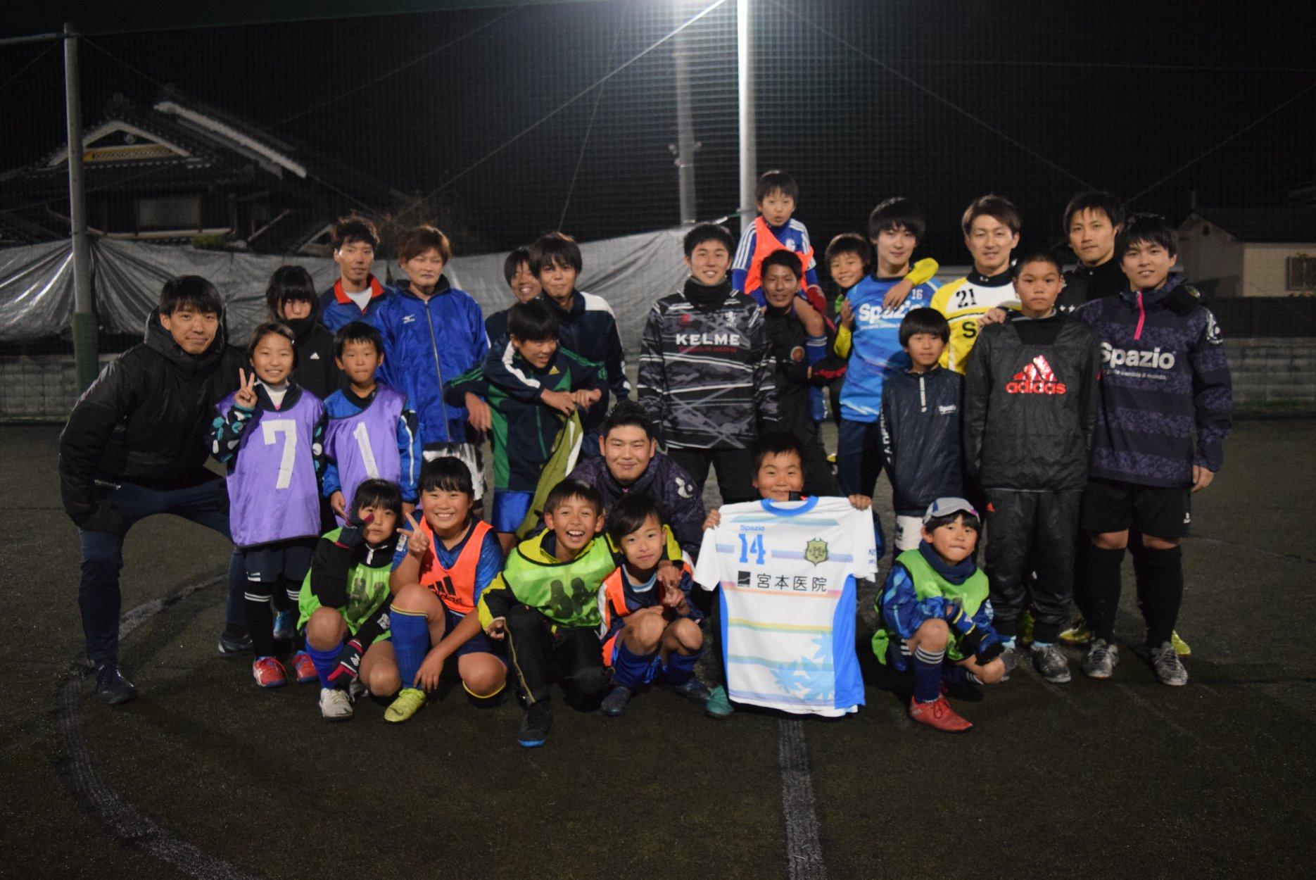 同時刻には日本代表の試合もやっていたので、クラブハウスでも盛り上がり、コートでも盛り上がりでした!