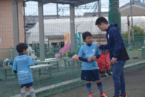126946214 3503057316440516 998222495947429359 o 600x400 - 一緒にプレーしながらアドバイスも出来たり、親子でボールを通じてのコミュニケーションもとれます!