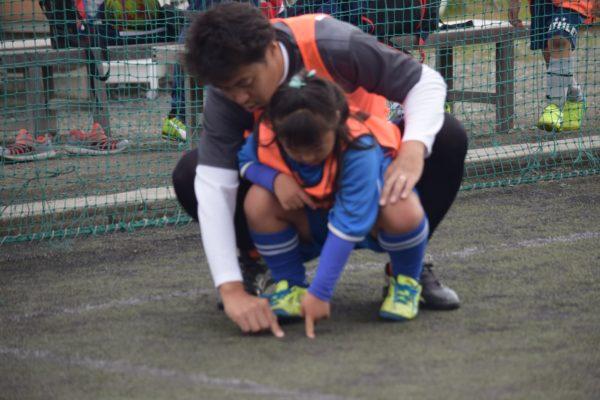 127022378 3503057196440528 8970198344507748813 o 600x400 - 一緒にプレーしながらアドバイスも出来たり、親子でボールを通じてのコミュニケーションもとれます!
