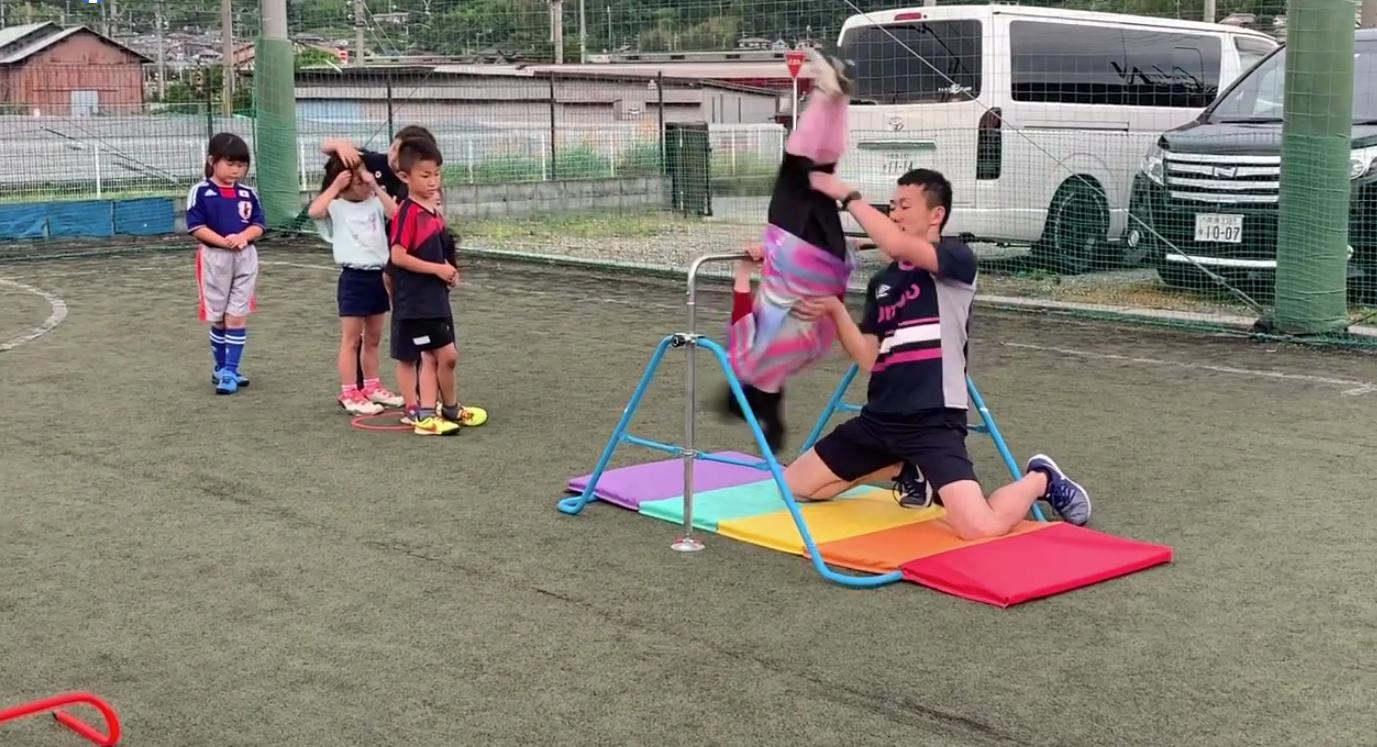 スポーツは楽しみながら身体を動かすもの!