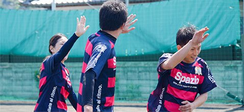 top menu03 - 奈良県生駒でフットサルをやるならBuddy Futsal Clubへ